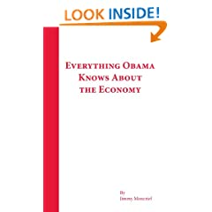Everything Obama Knows About The Economy (Blank Inside)