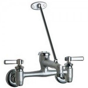 Faucet With Vacuum Breaker