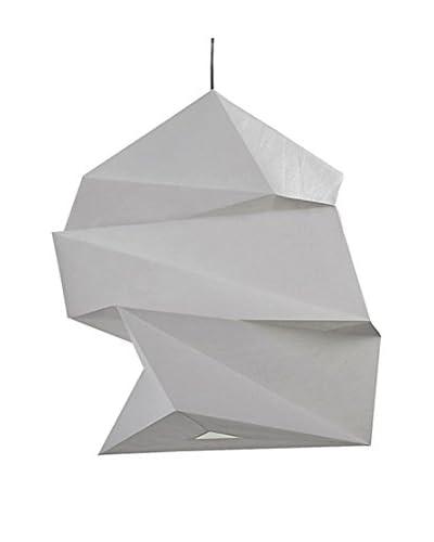 Artemide In-Ei Katatsumuri Lámpara De Suspensión Blanco L 52 H 48 cm