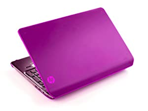 """PURPLE mCover HARD Shell CASE for 15.6"""" HP Pavilion DV6 7xxx series and HP Envy DV6 7xxx series laptop"""