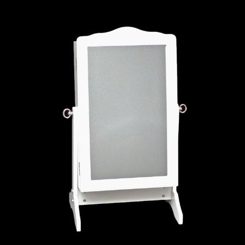 Specchio con interno portagioie cassetti portaoggetti ed - Portagioie ikea ...