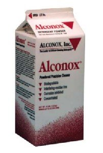 Alconox Cleaning Concentrate, Detergent, 4 lb. Container