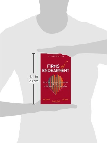 firms of endearment Firms of endearment: how world-class companies profit from passion and purpose, when discussing the age of transcendence through which the contemporary business world is now proceeding, rajendra s sisodia, david b wolfe, and jagdish n sheth suggest that it is a cultural movement in which.