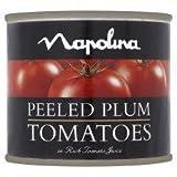 Napolina Peeled Plum Tomatoes 230G
