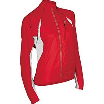 Buy Cannondale Ladies Morphis Jacket Size X Small Red by Cannondale