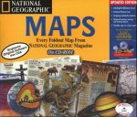 Maps: Every foldout map from National Geographic magazine on CD-ROM (0791128997) by National Geographic Society (U.S.)