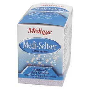 Buy MEDIQUE MEDI-SELTZER BUFFERED ASPIRIN ANTACID (MEDIQUE, Health & Personal Care, Products, Health Care, Pain Relievers, Aspirin)