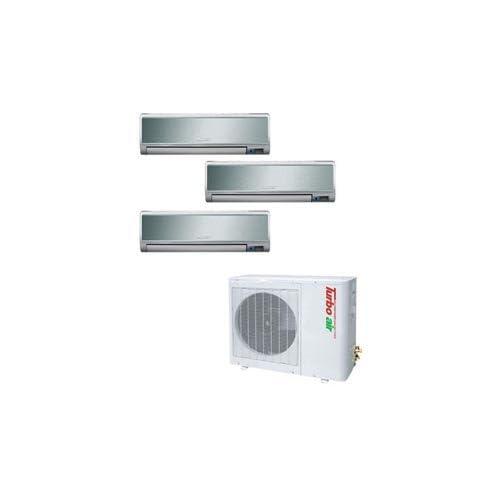 Turbo Air Ductless Mini Split Air Conditioner Tas 36mvhn/O   36000 Btu Cool Btu Heat