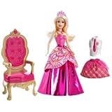 Barbie Mini Kingdom Princess Charm School Blair Pink