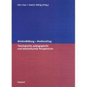 eBook Cover für  Medienbildung Medienalltag Theologische p xE4 dagogische und interkulturelle Perspektiven