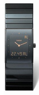 Rado Ceramica Jubile Mens Analog-Digital Watch R21324162