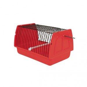 Cage transport pour petits oiseaux