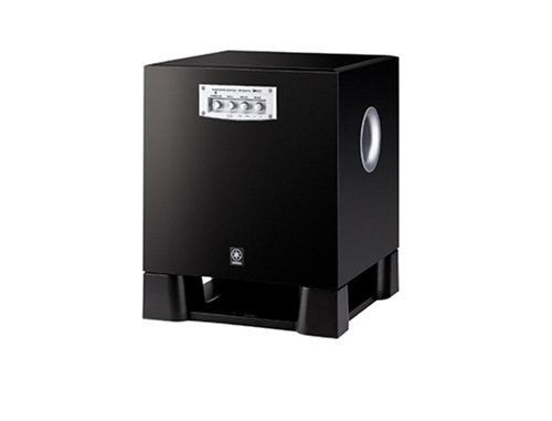 "Yamaha Yst-Sw315Pn 10"" Powered Subwoofer (Piano Black)"
