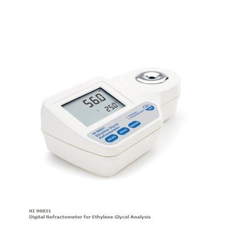 Hanna Instruments Hi96831 Ethylene Glycol Digital Antifreeze Refractometer Hi 96831, Presented By Magnum Media
