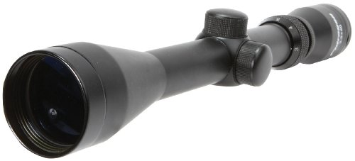 Airsoft 3 - 9x40 mm Scope  See - through rings