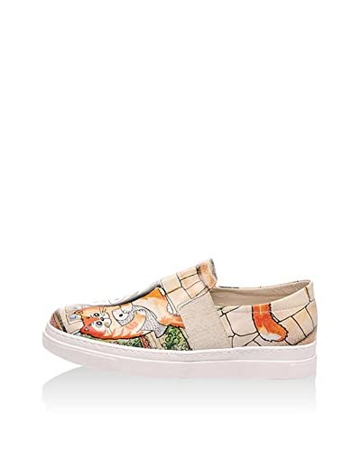 Los Ojo Slip-On Fishie Multicolor EU 39