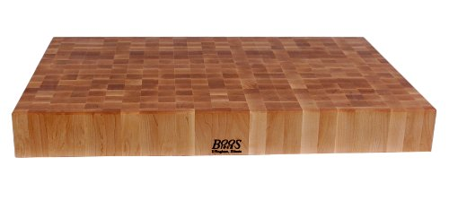 John Boos 36 By 24 By 4-Inch End Grain Chopping Block