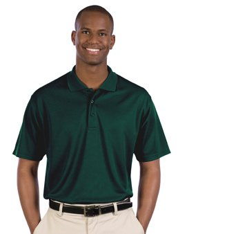 Men'S 5.0 Oz. Cool Comfort Mesh Sport Shirts - By Fashion Destination front-999987