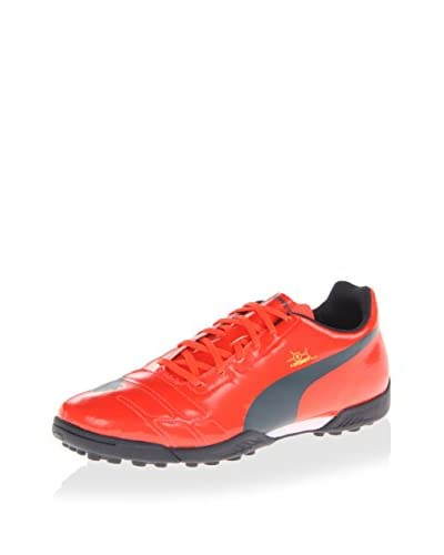 PUMA Men's Evopower 4 Turf Soccer Shoe