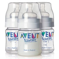 Philips Avent 3 Pack 4oz Bottles