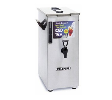 Bunn Square Style Iced Tea Coffee Dispensers -Td4T-0005 front-620075