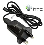 Guilty Gadgets - Genuine HTC Mains Charger For Rhyme, Salsa, Sensation, XE, XL, TITAN, Wildfire S, G8