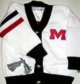 Ole Miss Rebels Cheerleader Sweater