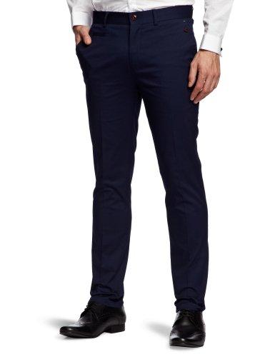 Selected Homme Two Preston Club NOOS T Slim Men's Trousers Navy W32 INxL34 IN