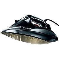 Philips Azur GC4890/02 Steam Iron with Anodilium Technology Soleplate, 2600 Watt - Black