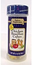 Spice Supreme - Chicken Bouillon Cubes Pack Of 48