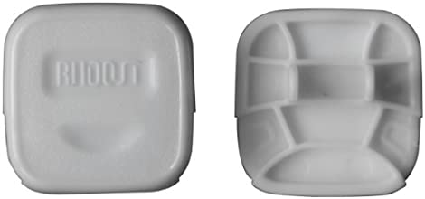 Rhoost Decoy Outlet Cover White 12-Pack