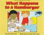 What Happens to a Hamburger (Let's-Read-and-Find-Out Science Book) Revised edition by Showers, Paul published by Harpercollins Library Binding