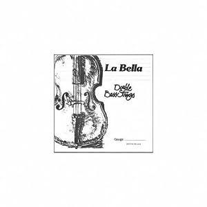labella 980 la bella bass string set musical instruments. Black Bedroom Furniture Sets. Home Design Ideas