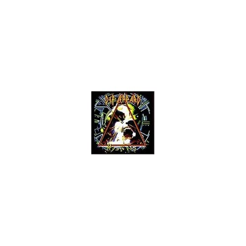 Hysteria-Def-Leppard-Audio-CD