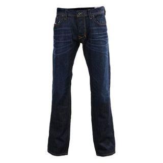 Diesel Larkee 806W Mens Jeans Rinse Denim 32 L34