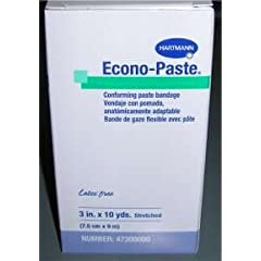 Conco Econo Paste Conforming Zinc Oxide Paste Bandage 3