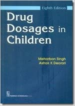 Drug Dosages in Children price comparison at Flipkart, Amazon, Crossword, Uread, Bookadda, Landmark, Homeshop18