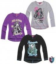Monster High Ragazze Maglietta maniche lunghe - malva - 128