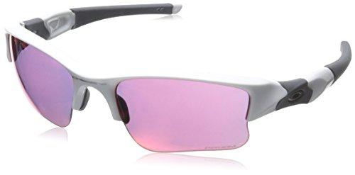 오클리 선글라스 플락 자켓 Oakley Men's Flak Jacket XLJ 24-428 Rectangular Sunglasses
