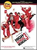 Let's All Sing Songs from Disney's High School Musical 3 CD