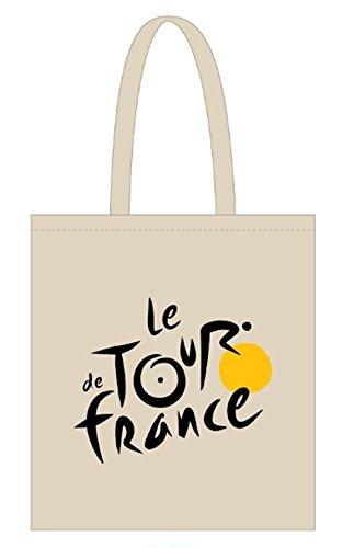 Borsa shopper tote bag il giro di Francia di ciclismo-Collezione ufficiale-Taglia unica