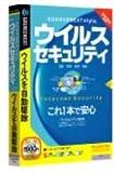 ウイルスセキュリティ 2006  (説明扉付きスリムパッケージ版)