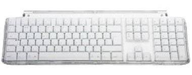 Apple Usb Keyboard - White