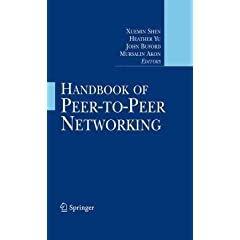 Handbook of Peer-to-Peer Networking