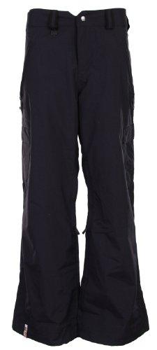 7KH9XN Bonfire Evolution Ski Snowboard Pants Black Women's Sz S
