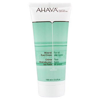 Ahava Mineral Foot Cream - 100ml