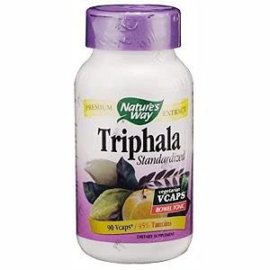 Click to buy Healthy Blood Pressure: Triphala - Standardized Extract from Amazon!