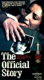 The Official Story [VHS] [Import]