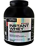 Reflex Instant Whey Strawberry Protein Powder 2.27Kg