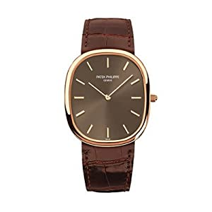 Patek Philippe Golden Eclipse Men's 18k Rose Gold Watch - 3738/100R-001